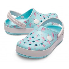 Kids' Crocband Multi-Graphic Clog арт. 00194