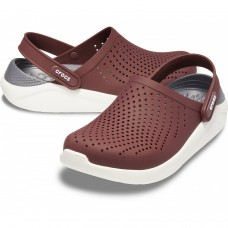 Crocs LiteRide Clog Brown арт. 00166