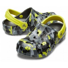 Crocs Kids' Baya Seasonal Graphic Clog арт. 00089