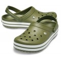 Crocs Crocband Army Green арт. 01272