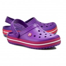 Crocs Crocband Purple/Candy/Pink арт. 03027