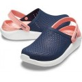 Crocs LiteRide Clog Navy/Pepper арт. 00041